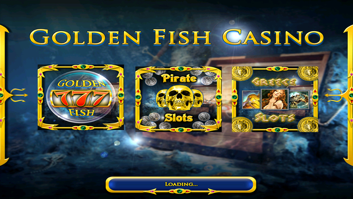 App shopper golden fish casino free slot machine games for Fish casino slot