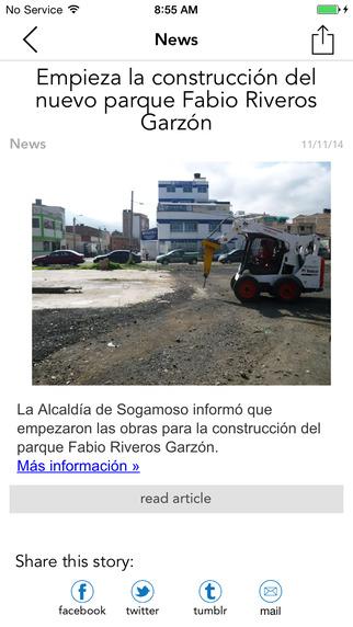 Excelsio Primer Periódico Virtual de Boyacá - Colombia
