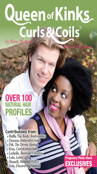 Queen of Kinks Curls Coils® - Magazine by Neno Natural