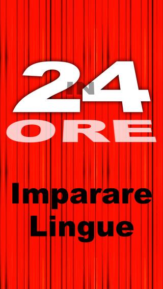 In 24 Ore Imparare Lingue - Studio Lezione Apprend