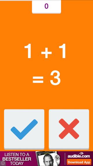 玩免費娛樂APP|下載Hardest Math Game app不用錢|硬是要APP