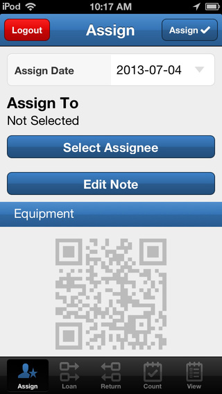 AccountAbility Mobile Scanner
