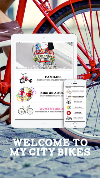 Pasadena Bikes