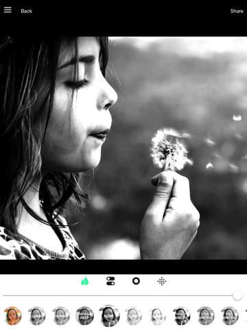 BlackCam - Black&White Camera Screenshot