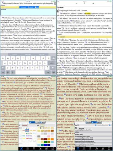 Bibbia Italian Bible Library HD