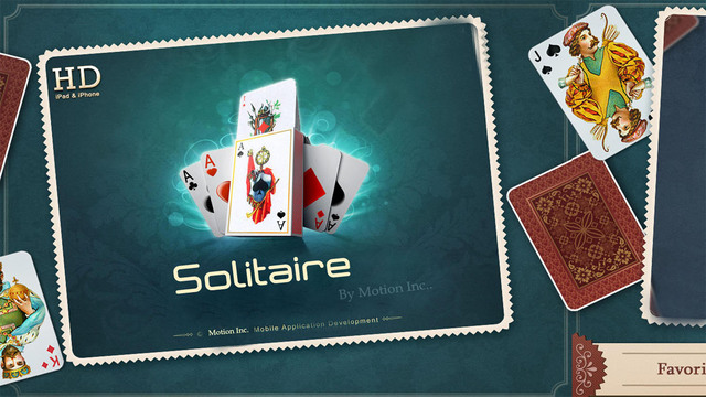 Klondike Solitaire by Motion inc