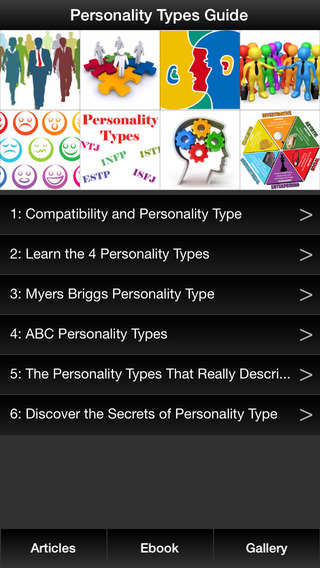 Personality Types Guide - Everything You Need To Know About Yourself Your Personality