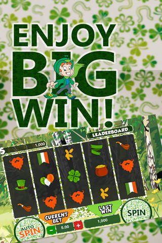 Irish Party Slots Vegas - FREE Casino Machine For Test Your Lucky screenshot 1
