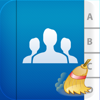 Cleaner – Smart Delete & Merge Duplicate Contacts LOGO-APP點子
