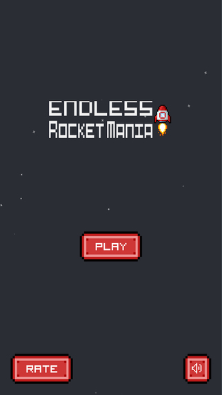 Endless Rocket Mania