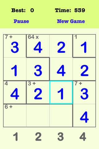 Are You Clever ? - 4X4 Puzzle screenshot 2