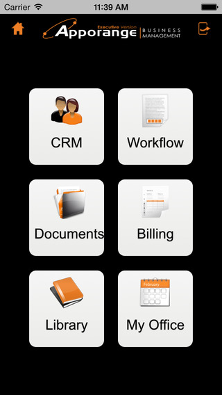 Apporange Business Management