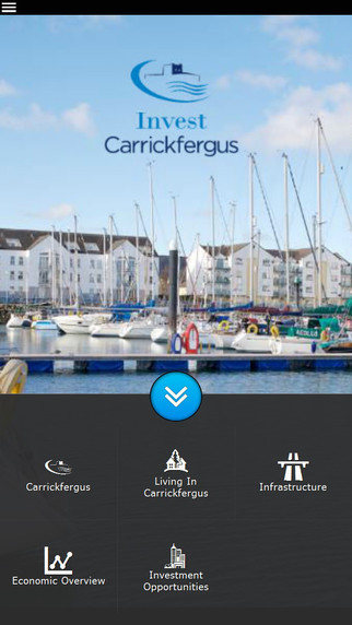 Invest in Carrickfergus