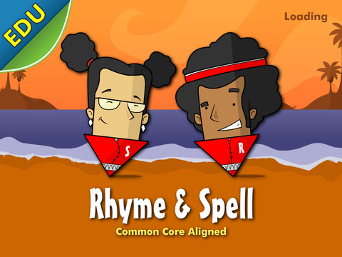 Rhyme Spell - EDU