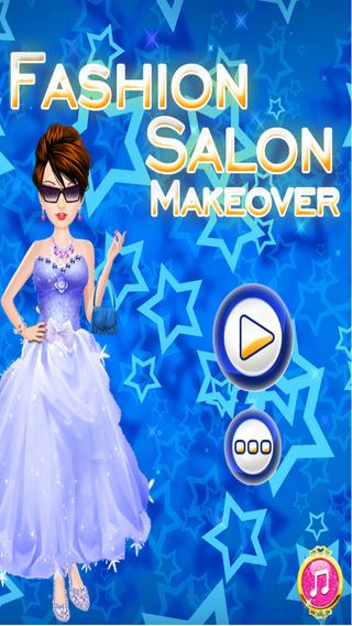 Fashion Salon Makeover