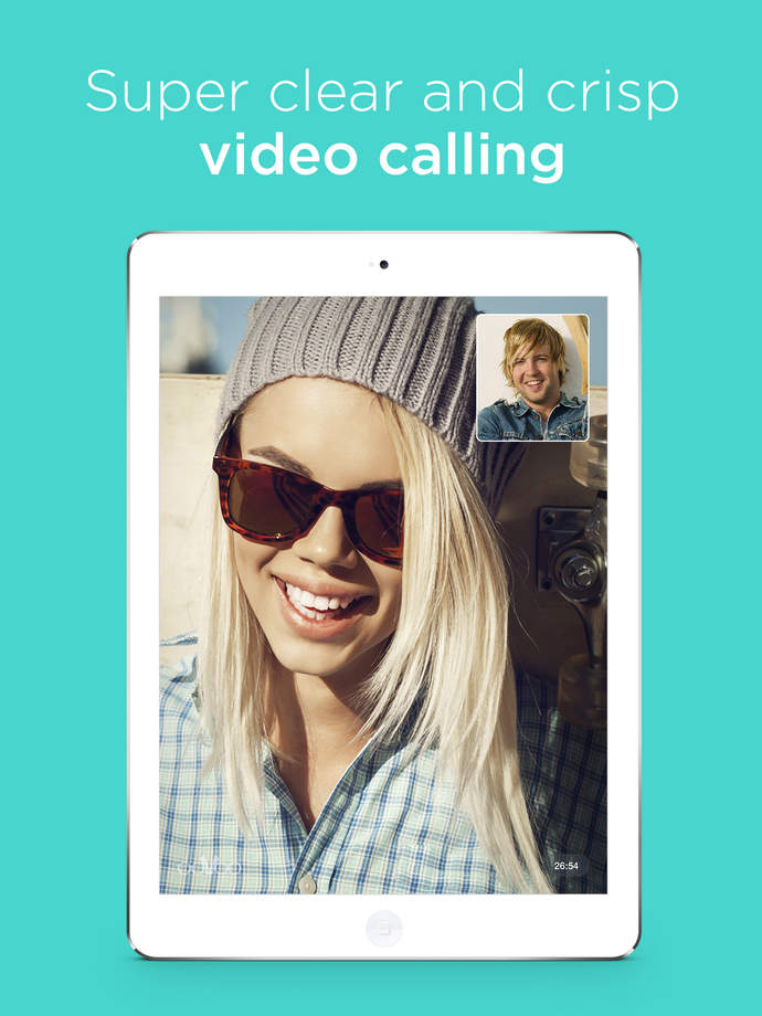 ooVoo – Free Video Call, Text and Voice - iPhone Mobile Analytics and App Store Data