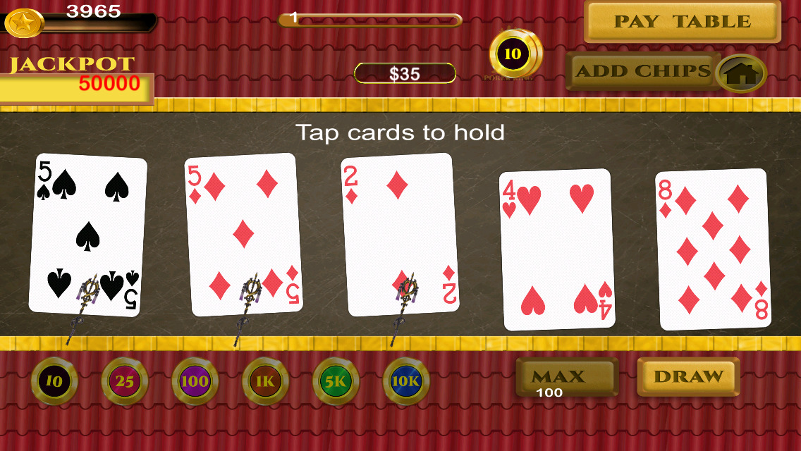 Poker king app review