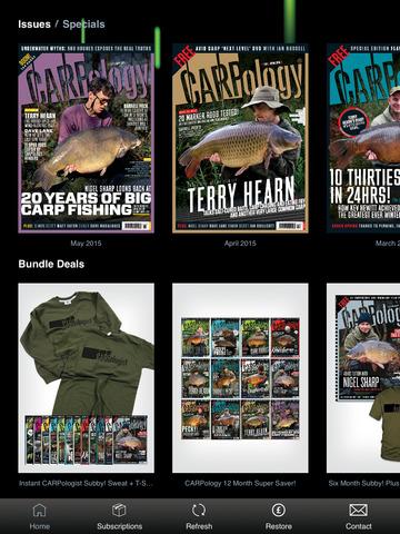 CARPology Magazine For iPad