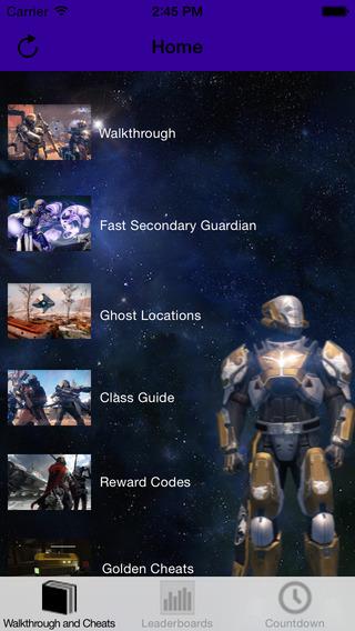 Guide Pro for Destiny