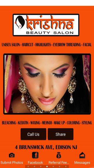 【免費生活App】Krishna Beauty Salon-APP點子