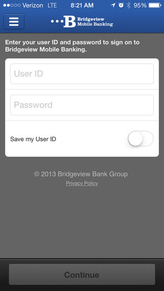 Bridgeview Mobile Banking