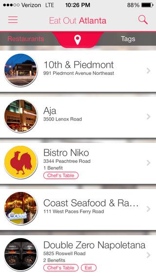 Eat Out Atlanta