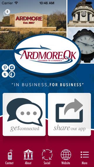 【免費生活App】Ardmore Chamber of Commerce-APP點子