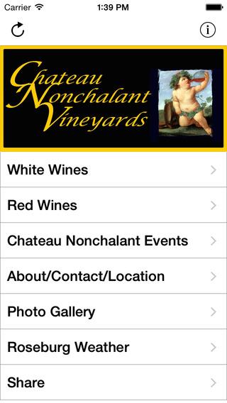 Chateau Nonchalant Vineyards