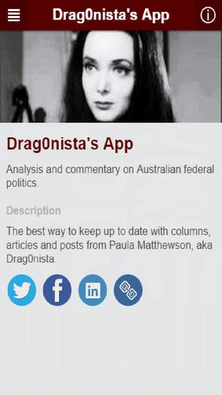 Drag0nista's App