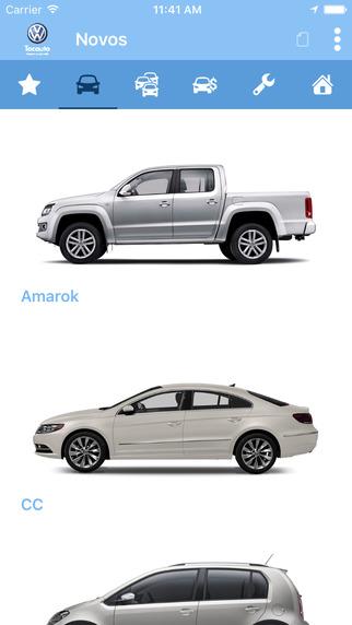 Tocauto Volkswagen
