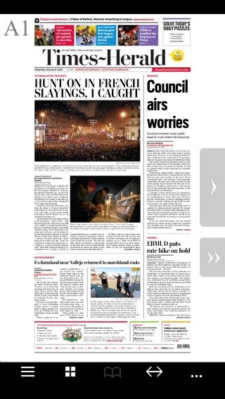 Vallejo Times-Herald E-edition