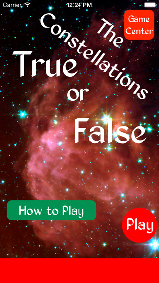 True or False - The 88 Modern Constellations