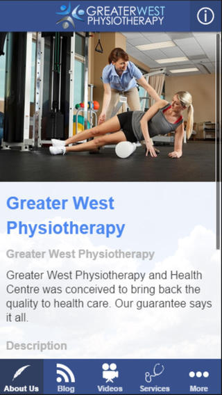 Greater West Physio