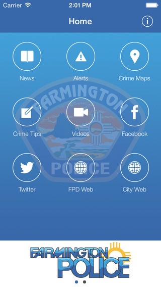 Farmington Police Department Mobile