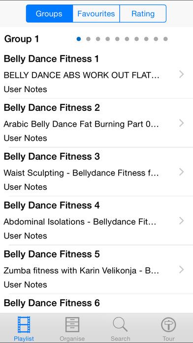 Belly Dancing Beginner iPhone Screenshot 2