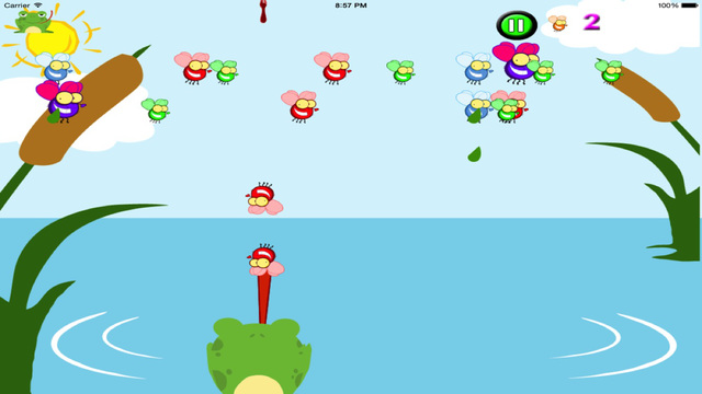 Imitation Frog Screenshots