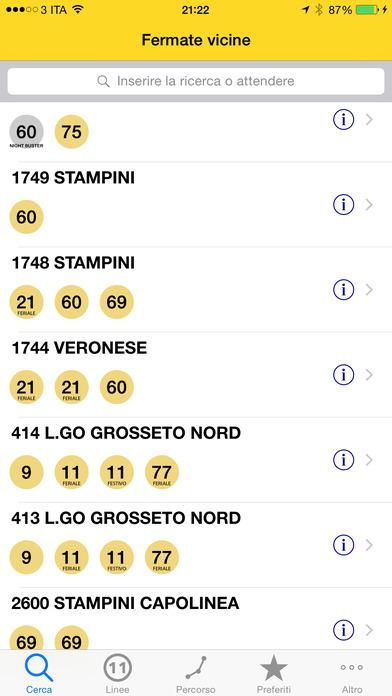 Bus Torino Plus iPhone Screenshot 4