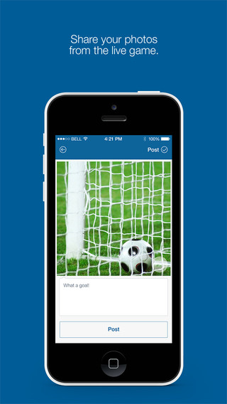 Fan App for FC Halifax Town