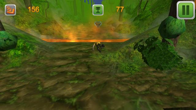 Volcano Run 3D Pro