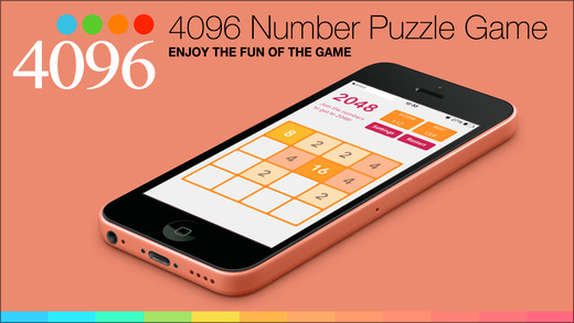 Play Number Game 4096 Plus
