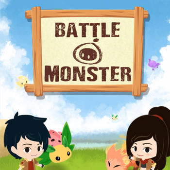 Battle Monster - All New Strategy Game LOGO-APP點子