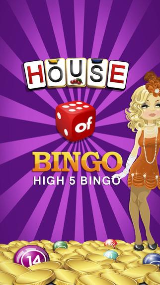House Of Bingo - High 5 Bingo