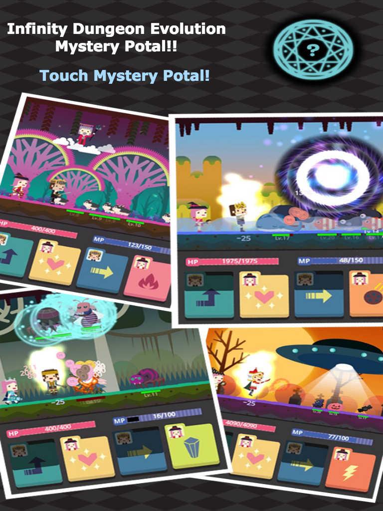 infinity game app