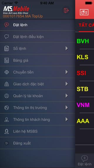 FSS Mobile MTrading