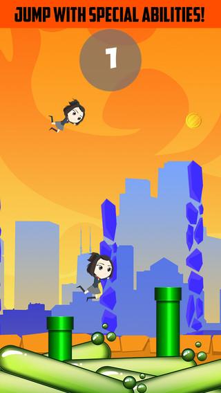 Bite Jump - Parasyte Version
