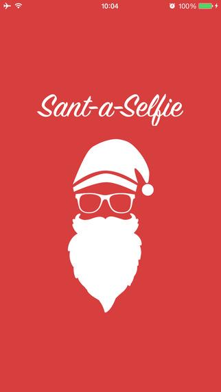 Sant-A-Selfie