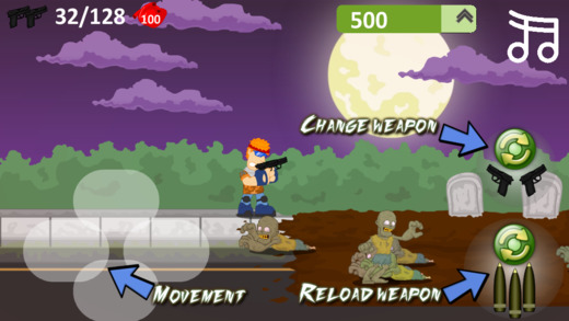 Zombie Shooter in Zombieville