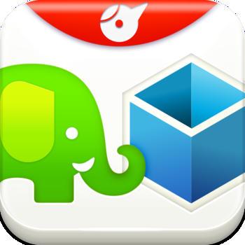 Ever2Drop - FileCrane for Evernote and Dropbox LOGO-APP點子