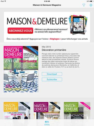 Maison Demeure Magazine