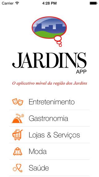 Jardins App